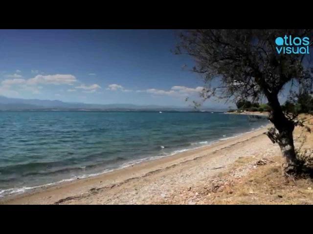 Evia, Greece - Eretria - AtlasVisual