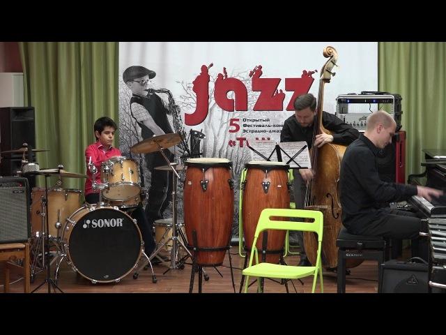 Tutti-Jazz - 5. Инструменталисты. II отделение. 17.02.2018.