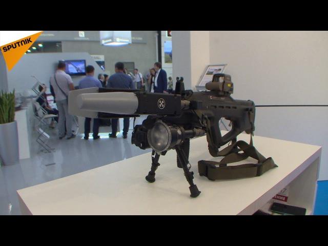 Ружье против дронов от концерна Калашников