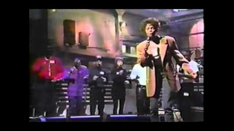 Whitney Houston - I'm Your Baby Tonight (SNL 1991 Rehearsal)
