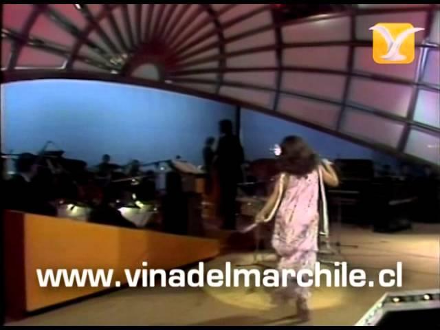 Maria Creuza, Voce Abuso, Festival de Viña 1978
