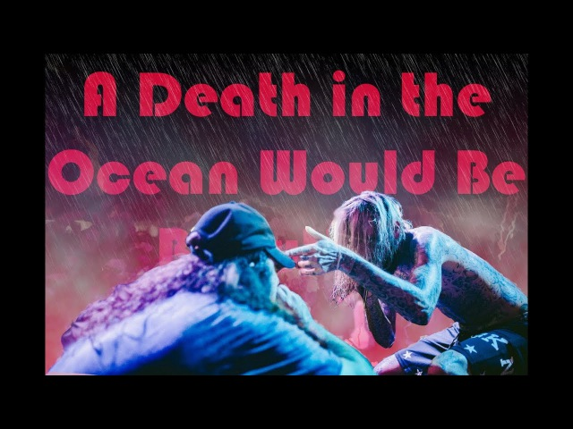 $UICIDEBOY$ - A Death in the Ocean Would Be So Beautiful ПЕРЕВОД НА РУССКИЙ with russian subs