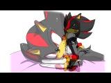 Sleep with me MEME [collab with Taya_KV] SONIC FORCES (WARNING SONADOW(NO))