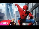 Spider-Man Homecoming Song   Head In The Clouds   NerdOut (Unofficial Soundtrack)