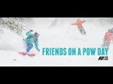 K2 Skis - Friends On A Pow Day