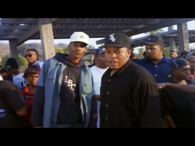 Dr. Dre ft. Snoop Doggy Dogg - Nuthin But A G Thang (Fully Uncensored Video) [Explicit]