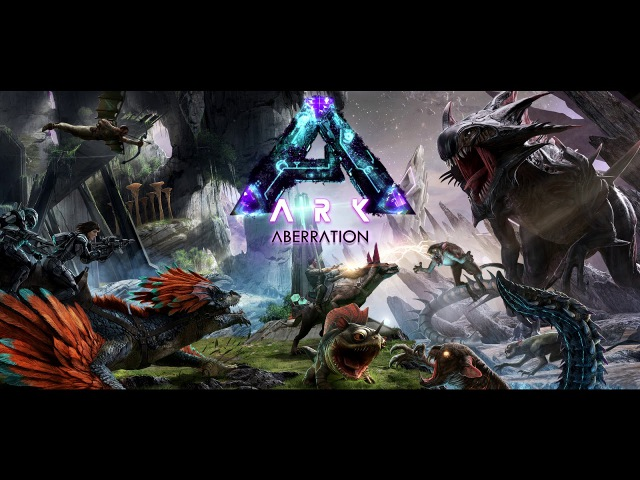 ARK Survival Evolved Aberration OST BiolumChamber 1°Heavy2°Light