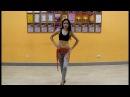 Урок восточного танца. Движение лошадка .