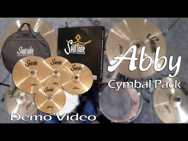 Abby Cymbal Pack Demo - Jerohn Garnett