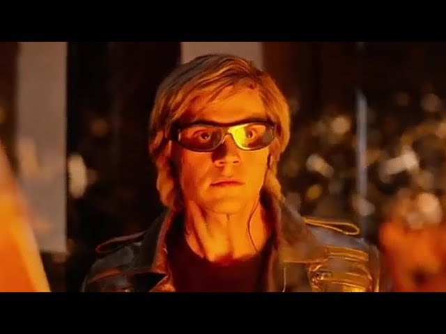 Quicksilver Scene Sweet Dreams [HD] | X-Men Apocalypse Movie