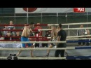 Vaso Bakocevic vs Branislav Dosenovic WARRIORS FIGHT NIGHT KOZARSKA DUBICA 2017