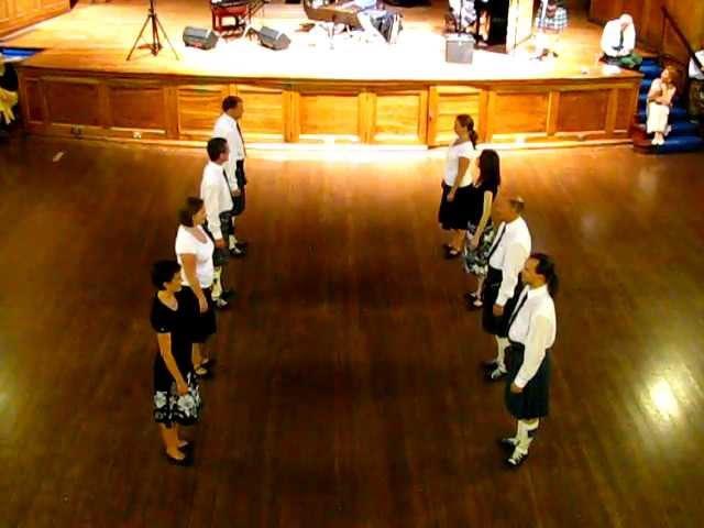 St.Andrews RSCDS Summer School 2011 - 4 week demo