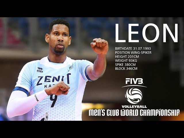Craziest Reactions on Wilfredo Leon | Spike | Ace | Block | Volleyball Highlights