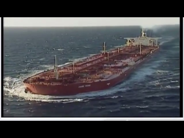 World Biggest Ship - Jahre Viking Supertanker
