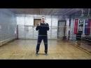 Профи бокс Урок 2 Защита корпусом в движении