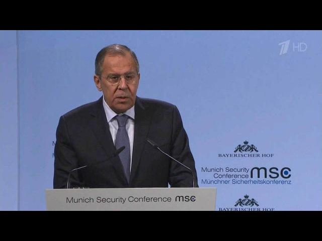 Наконференции побезопасности вМюнхене обсудили ближневосточный кризис ибудущее европейских вооруженных сил