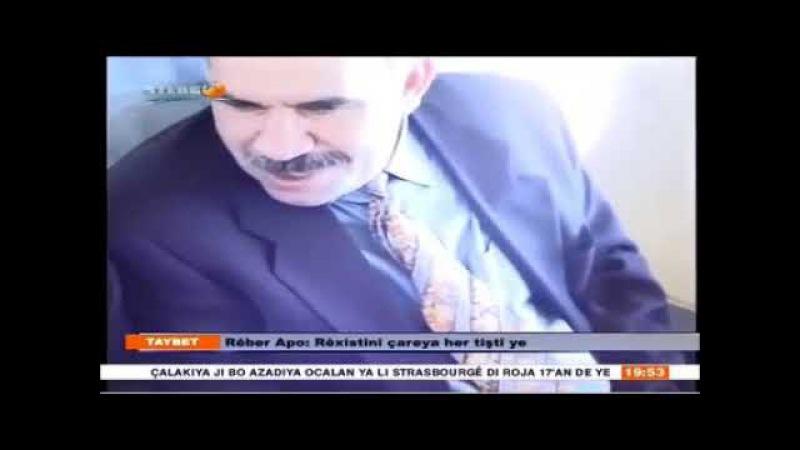 ABDULLAH ÖCALAN STERK TV 2017