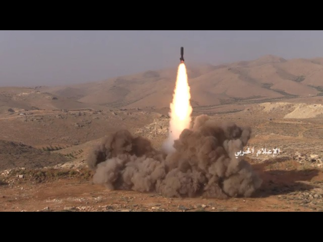 Watch the progress of the Mujahideen resistance in Jaroud Arsal and target the victory with a short-range missile