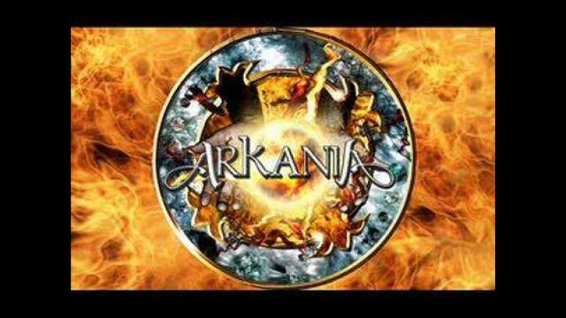 Arkania - No se vivir sin ti
