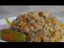 Рагу с Гречкой(.Постное Блюдо.).Очень Вкусно и Сытно! /Ragout with Buckwheat (.Lent Dish.)