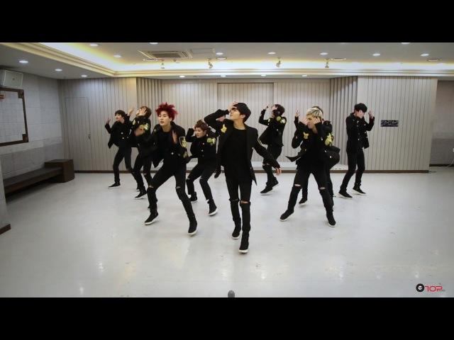 [Dance Practice] UP10TION(업텐션)_하얗게 불태웠어(White Night) Orchestra ver.