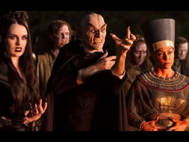 Видео к фильму «Ужастики» (2015): Международный трейлер (дублированный)
