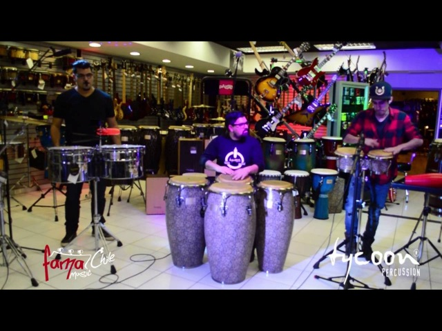 Tycoon Percussion Chile Fama Music Chile Video 1