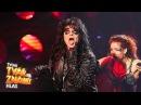 Marta Jandová jako Alice Cooper Poison Tvoje tvář má známý hlas