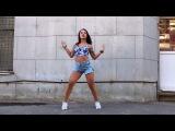 Ale Mendoza - Me Encantas (remix) Reggaeton freestyle by Katerina Krasnikova