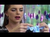 Различные техники вязания пряжи Ализе Пуффи Alize Puffy