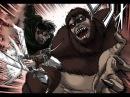 Full Color Levi vs Beast Titan Attack on Titan Manga Shingeki no Kyojin English 進撃の巨人