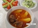 Парча БОЗБАШ Азербайджанская кухня