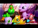 Обзор на 2 seapony Fluttershy and Pinkie,пирата Boyle,дружеский дуэт Twilight and Spike.Канал Д.К )
