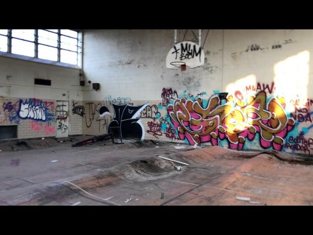 Abandoned Exploring the Northville psychiatric hospital