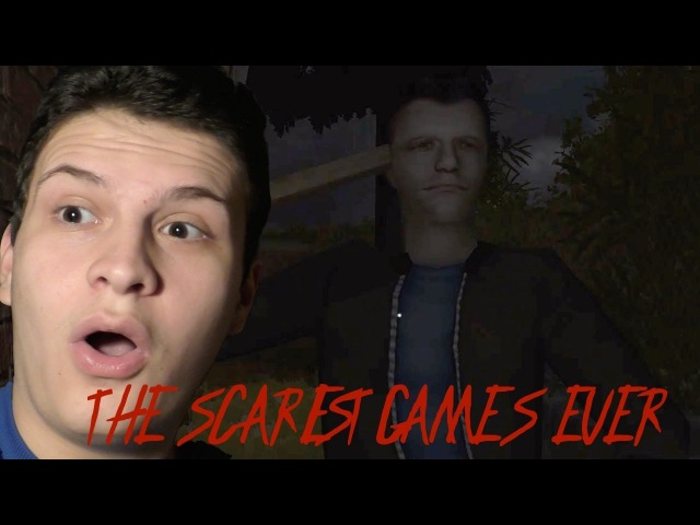 THE SCARIEST GAMES EVER - ralphthelet'splayer