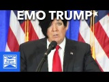 Donald Trump's Speeches As An Early 2000s Emo Song
