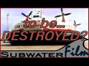 DESTROYED? GIANT HOVERCRAFT SRN4 fears for scrapyard need´s our help! - Subwaterfilm