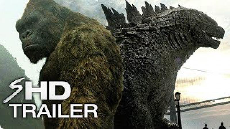 Godzilla vs. Kong (2020) Official Tease