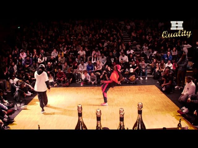 H Quality 6 | 1/2 Finale Hip Hop | ICEE VS REGI HYBRIDE