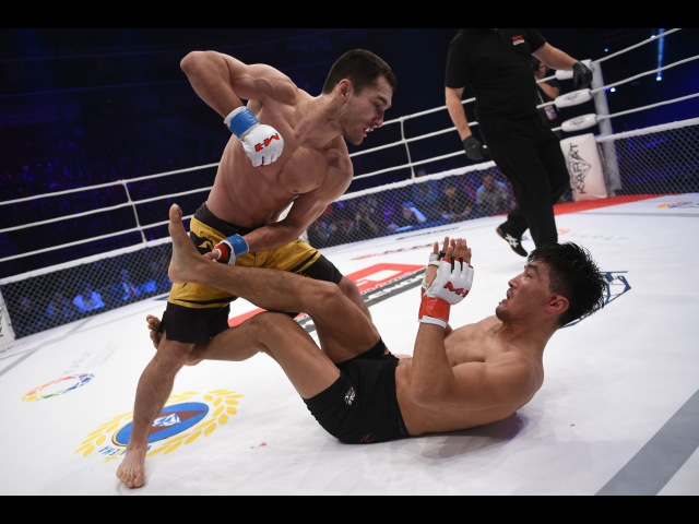 Sergey Morozov vs. Rijirigala Amu, M-1 Challenge 53, Beijing - FREE only on Youtube M-1