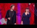 Lisa Angell et Amaury Vassili - C'est comme ça que je t'aime - FCF