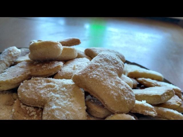 Печенье без масла и яиц | Seened