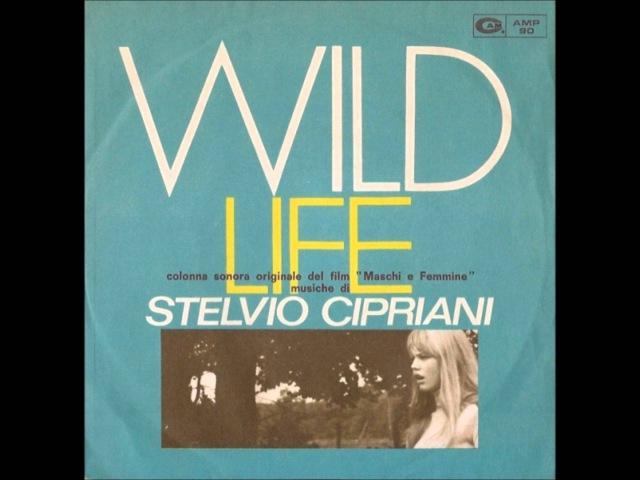 Stelvio Cipriani - Wild Life ( theme from Maschi e Femmine 1972)