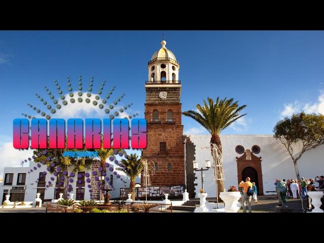 Teguise Lanzarote ☀ HD 1080p50