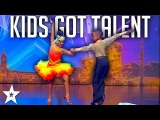 KID DANCERS on SA's Got Talent 2017 Got Talent Global