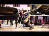 Ференц Лист Концерт № 2 для фортепиано с оркестром исполняет Узбаханова Анель