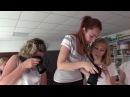 Мастер-класс по Newborn съемке Ольги Цыбенко