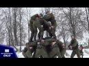 Юхнов встречает участников сверхдальнего лыжного перехода