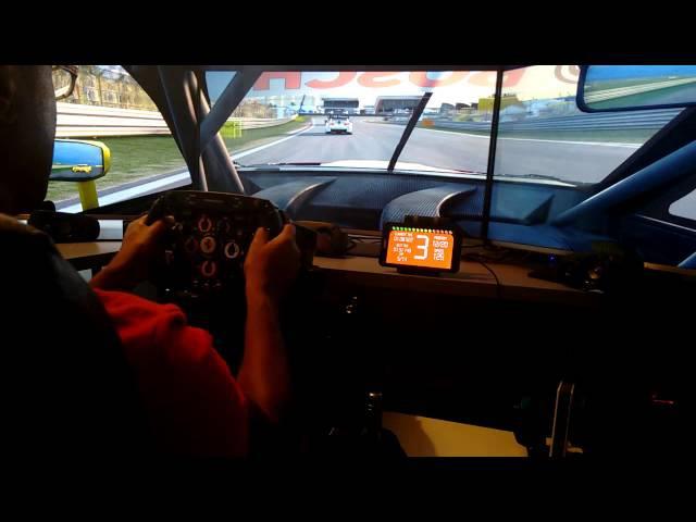 RaceRoom Racing Experience - Zandvoort - BMW M4 DTM - Triple Screen