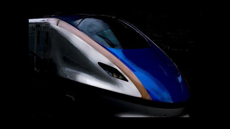 【新幹線PV】SHINKANSEN YEAR 2017 N700 10th ANNIVERSARY